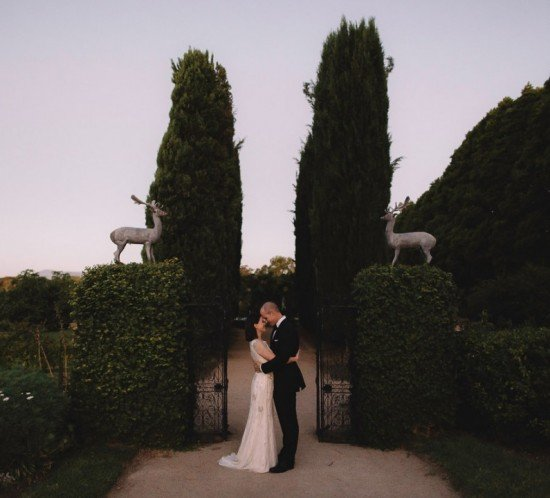 Real Wedding – Lei Lei & Cam, Yarra Valley VIC