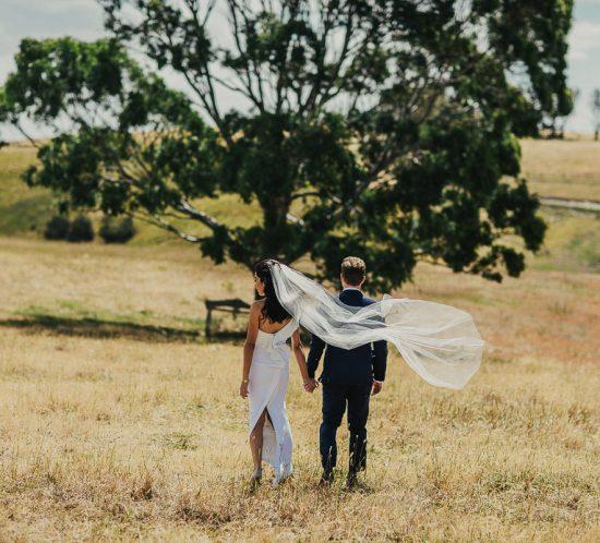 Real Wedding – Aylin & Dan, Bellarine VIC