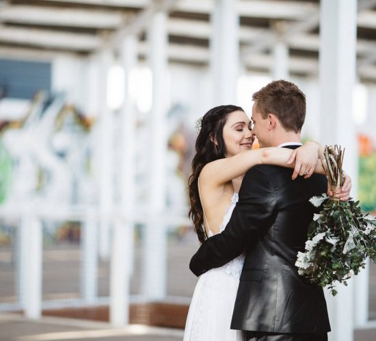 Real Wedding – Holly & Mitch, Geelong VIC