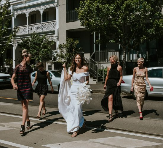 Real Wedding – Nick & Claire, Melbourne Vic