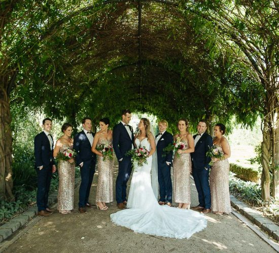 Real Wedding – Jim & Jordan, Yarra Glen, VIC