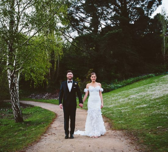 Real Wedding – Sam & Jack, Daylesford VIC