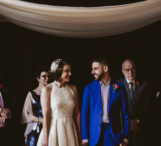 Real Wedding – Emily & Steven, Newport VIC