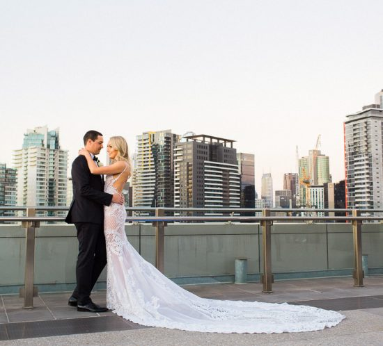 Real Wedding – Jessica & Anthony, Melbourne VIC