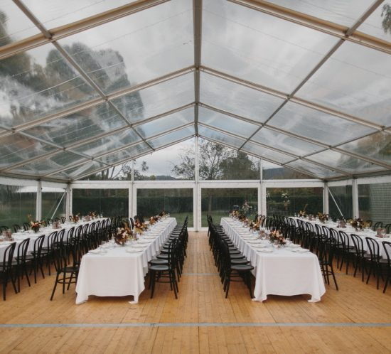 White Top Venues  – the premium marquee venue that comes to you