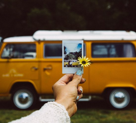 A little love story with Hire a Kombi