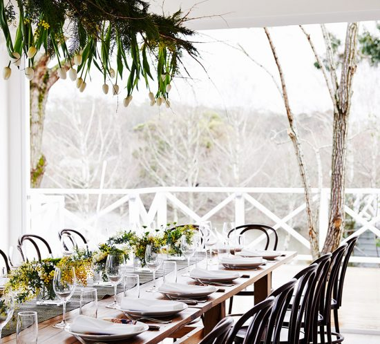 Luxuriate at Daylesford's Lake House – venue profile