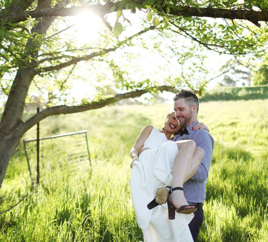 Real Wedding – Natarlia & Jamie, Warrandyte VIC