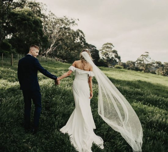 Real Wedding – Rachel & Elias, Red Hill VIC