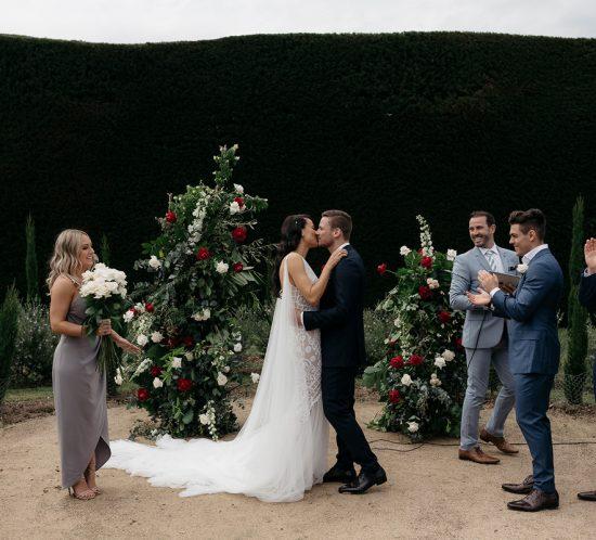 Real Wedding – Rachel & Jack, Coldstream VIC