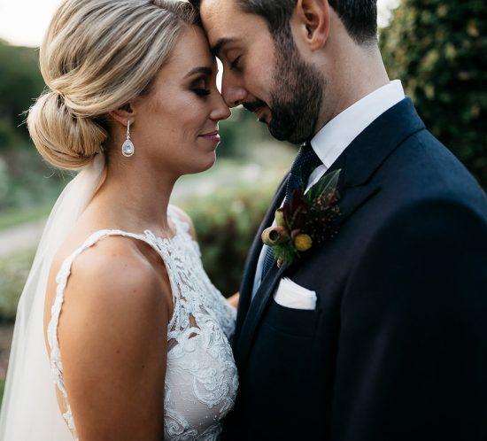 Real Wedding – Amy & Stuart, Coldstream VIC