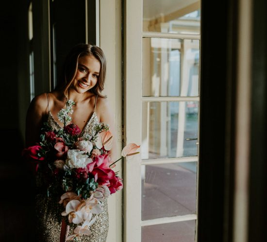 Modern Mediterranean on the Mornington Peninsula – Styled shoot