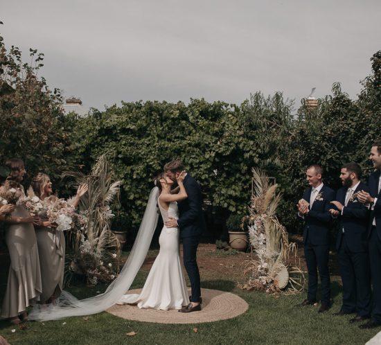 Real Wedding – Amanda & Brett, Springmount VIC