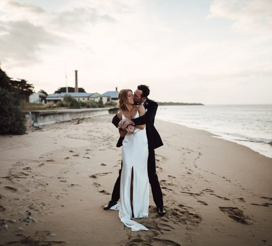 Real Wedding – Nicole & Steve, Portsea VIC
