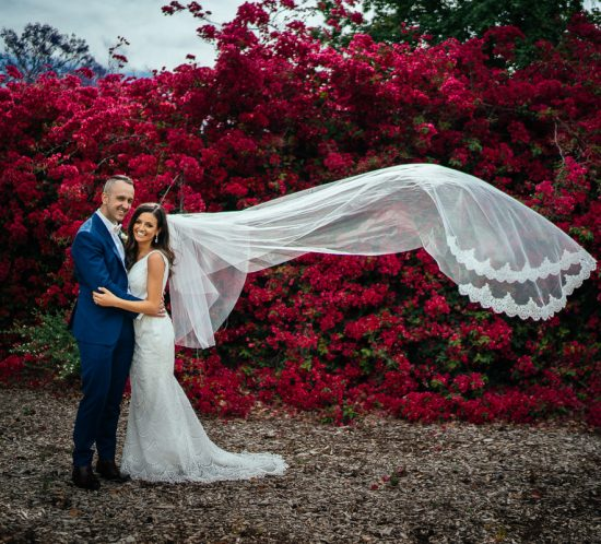 Real Wedding – Genie & Tass, Mildura VIC