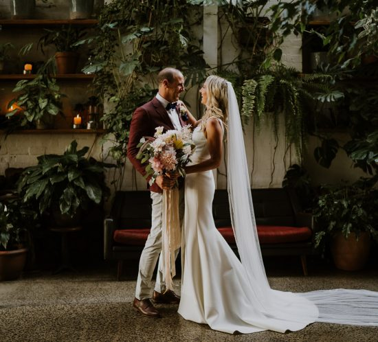 Real Wedding – Sallie & Luke, Collingwood VIC