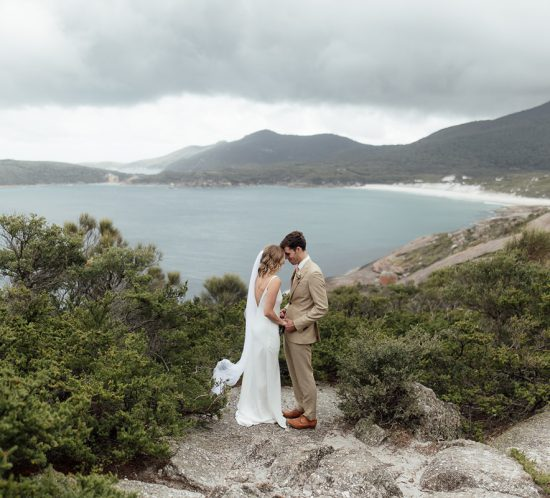 Cameron & Nicola, Wilson's Promontory National Park VIC