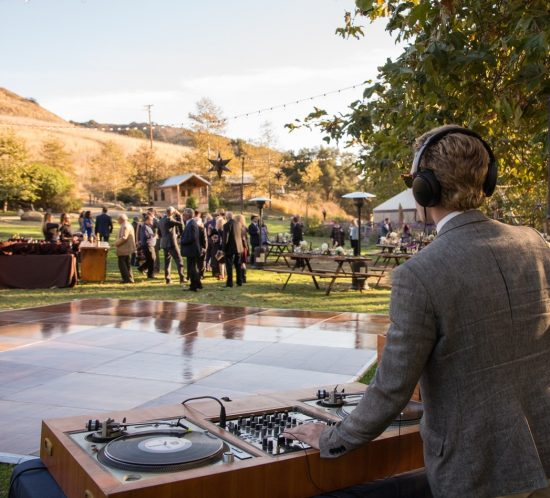 What to consider when booking your wedding entertainment