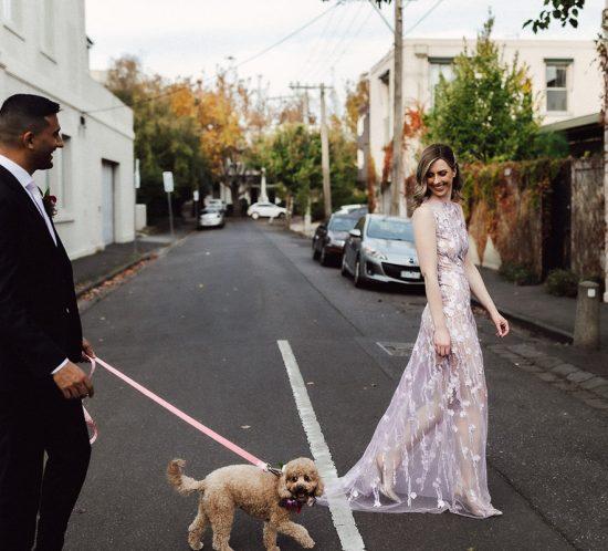 Real Wedding – Lilli & Cruz, Prahran VIC